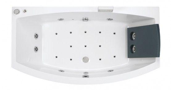 Nya glädjande estetiska badkar - Newday från Sanindusa |  Interiör .