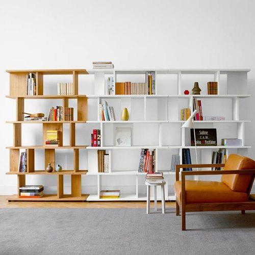 25 originella moderna bokhyllor från mitten av århundradet som du gillar |  DigsDigs.