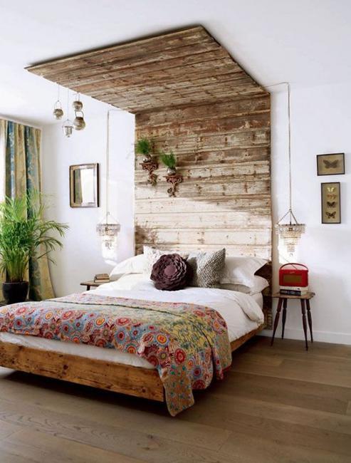 30 unika sängdesigner och kreativa sovrumsdekorationer