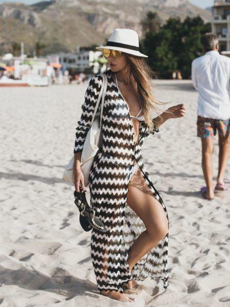 come indossare un pareo lungo - collection201.it |  Mode .