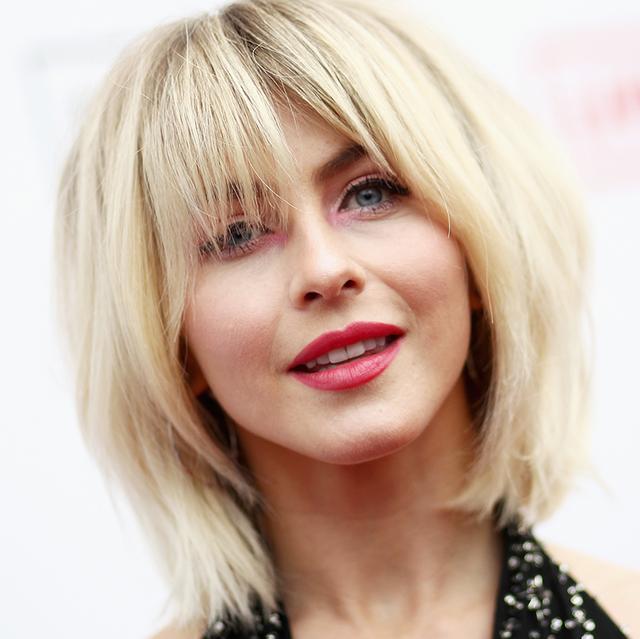 40 bästa frisyrer med lugg - foton av kändisfrisyrer med.