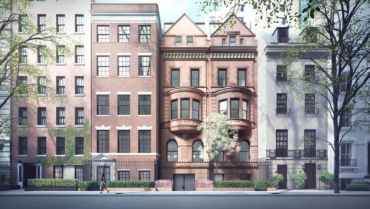Herzog & de Meurons förslag om att förvandla historiska New York.