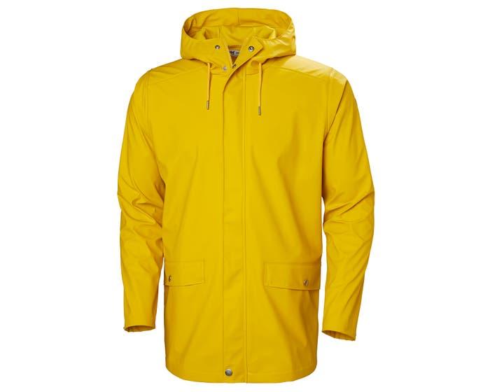 Moss Rain Coat |  PU Regnjacka med ryggventilation |  HH