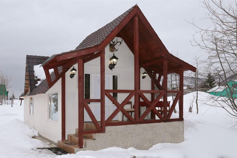 Rustikt hus med utsikt över vulkanen Har privat utomhuspool (uppvärmd.