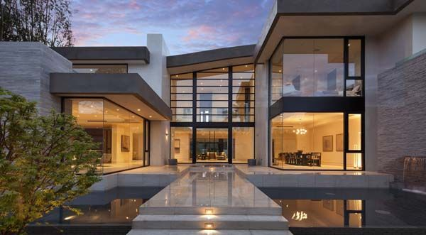 Modernt familjehem i Kalifornien: San Vicente House |  Modernt.