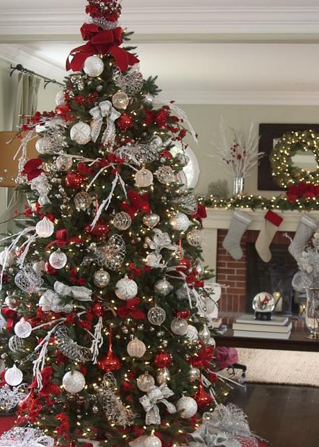 Dekorera ditt julgran som ett proffs med dessa 7 tips    Balsam.