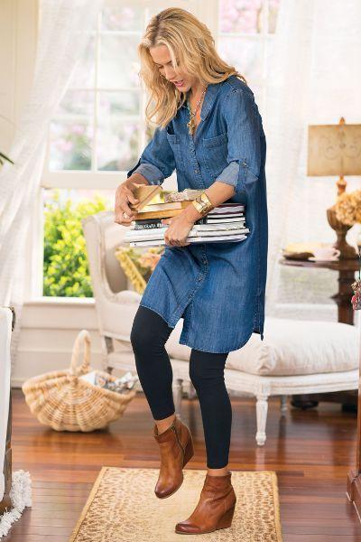 Skönhetströjor Stilinspirationer    Hur man bär leggings.