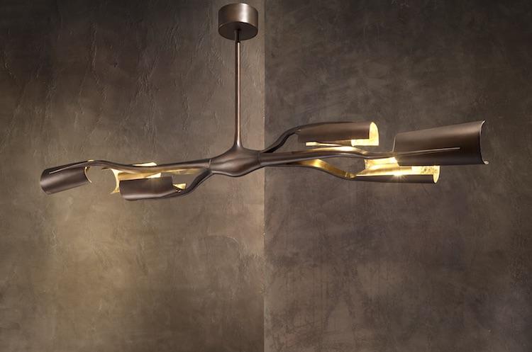 Unik skulptural belysningssamling med en förfinad känsla - DigsDi