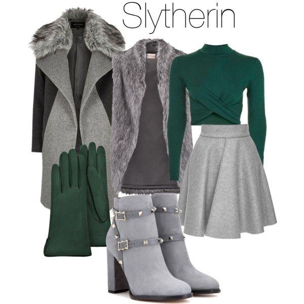 Designerkläder, skor och väskor för kvinnor |  SSENSE |  Slytherin.