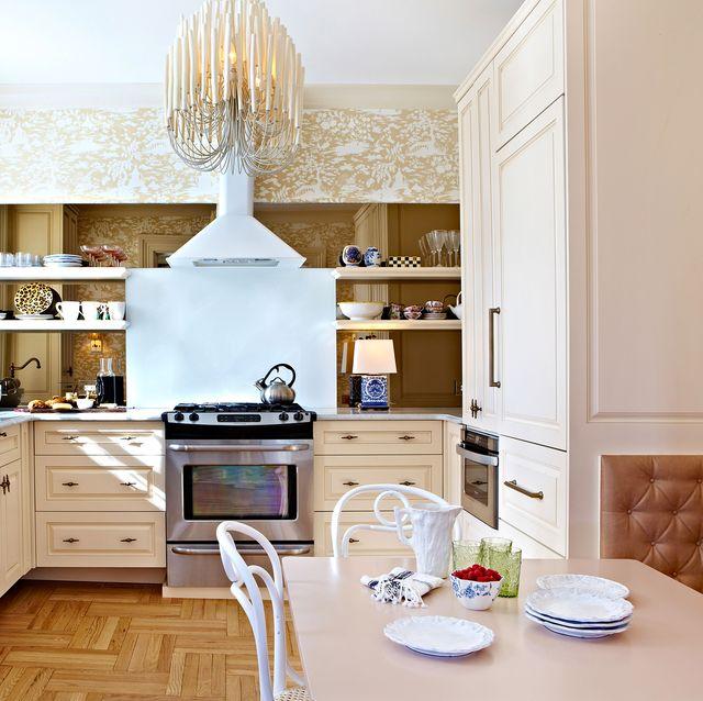 54 bästa idéer för små kök - Dekorationslösningar för små.