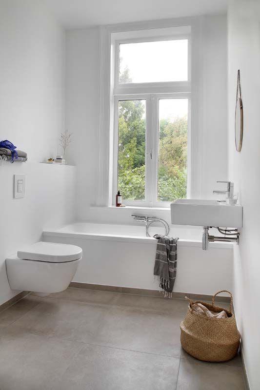 45 Snygga och lakoniska minimalistiska inredningsidéer för badrum    Badkamer.