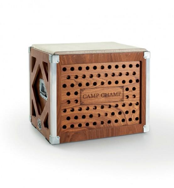 Snyggt mobilutrymmesbesparande kök i en låda - DigsDi