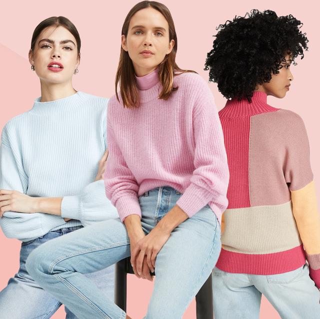 21 söta hösttröjor - överdimensionerade och tjocka tröjor för Wom