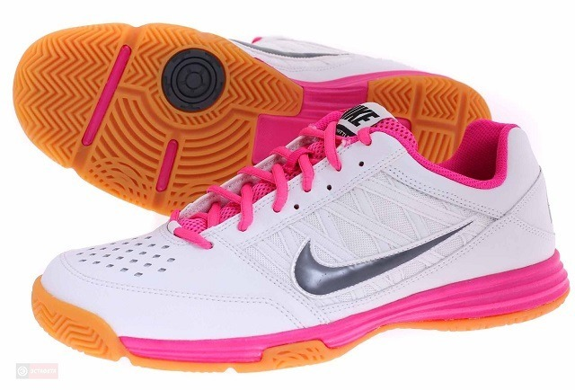 Nike Court Shuttle V - Squash Sour