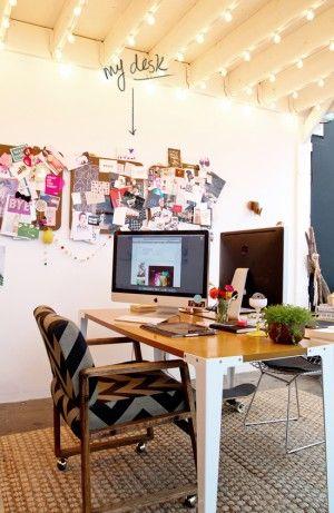 UTTAG / OFFICE SHOOT skrivbord - DESIGNLOVEFEST |  Hem .