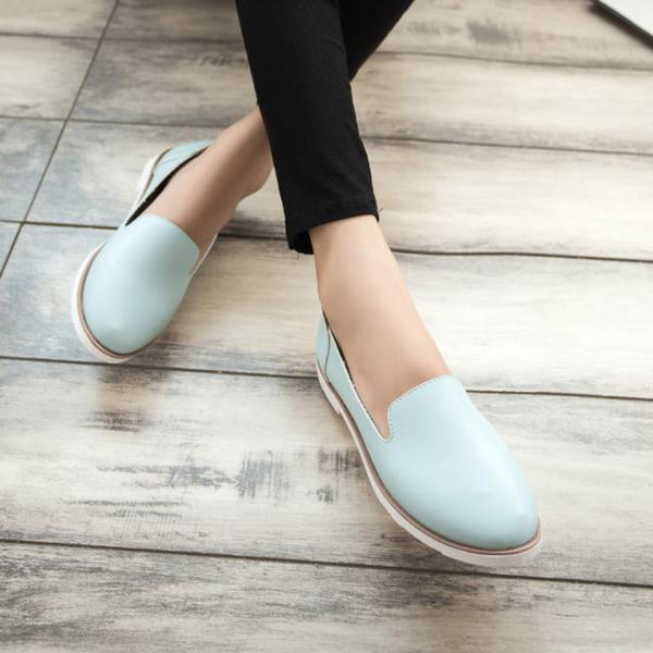 Varm!!  2016 Spring New Street Korea Little White Shoes Fashion Wind.