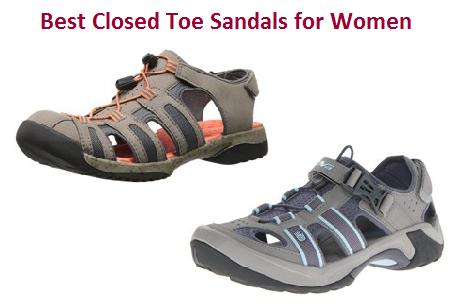 Bästa Closed Toe Sandals för kvinnor 2020 - Ultimate Guide.