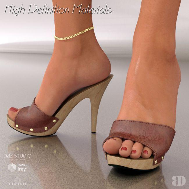 Trämulor för damer - fashiondiys.com 2020    Klackade mulor.