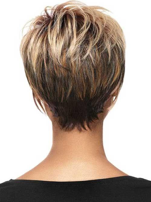 Pin på Trendiga korta frisyrer