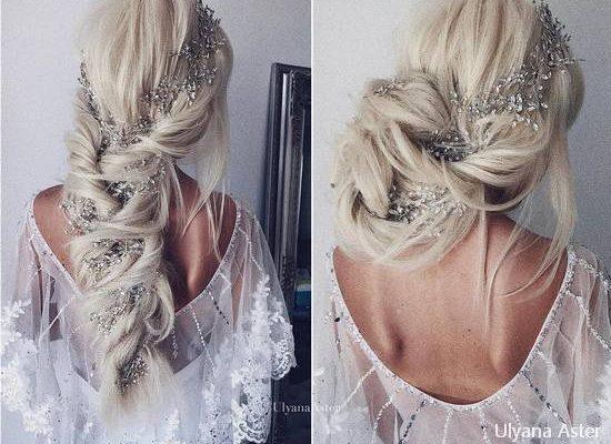 38 Ulyana Aster bröllopsfrisyrer för långt hår - Hej fröken Pu