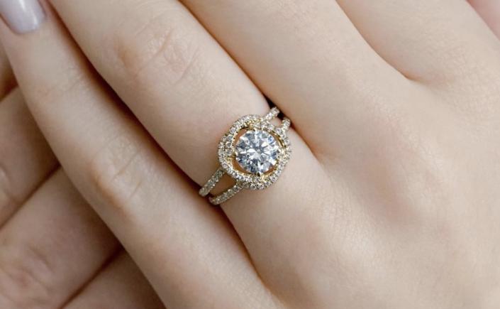 5 unika förlovningsringar vi älskar 2019 |  Danhov Dia