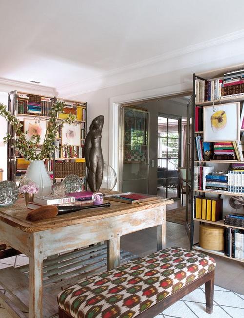 40 Floppy men raffinerade Boho Chic hemmakontorsdesigner - DigsDi