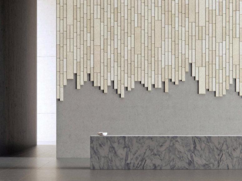 45 käftande väggbeläggningsidéer för ditt hem - DigsDi