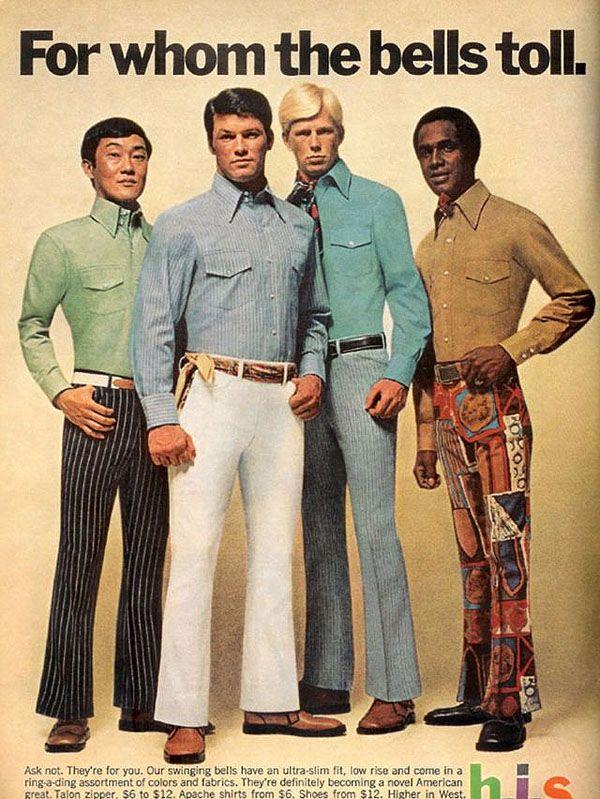 Bäst av det värsta 70-talsmoden    Hint Fashion Magazine    Mens outfi