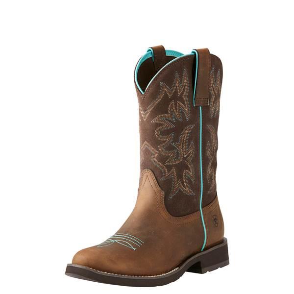 ARIAT Delilah Western stövlar för kvinnor - 10021457-6.5    Blain's Farm.