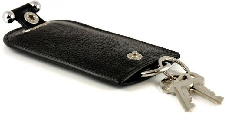 Nyckelfodral i Bell-läder |  Lädernyckelfodral, Lädernyckel, Leder