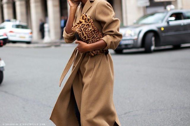 Street stil för kamelrock