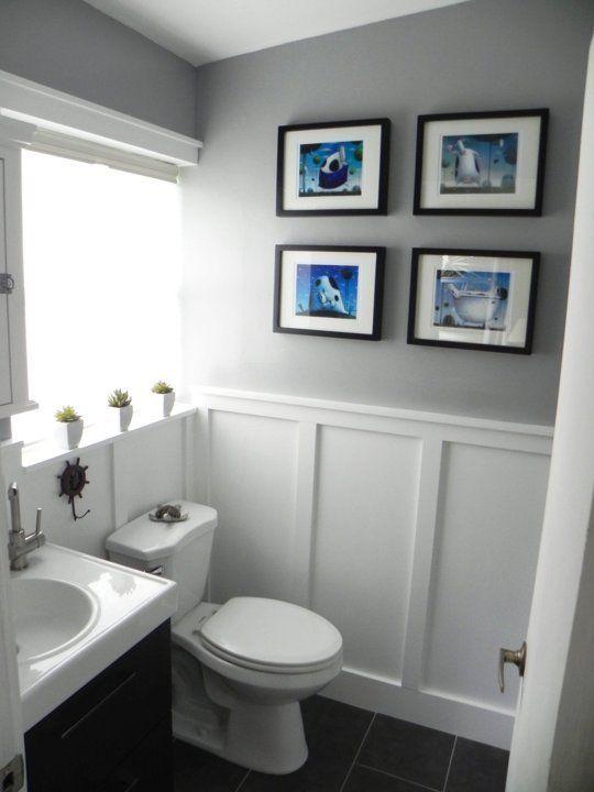 Före och efter: Badrummet
