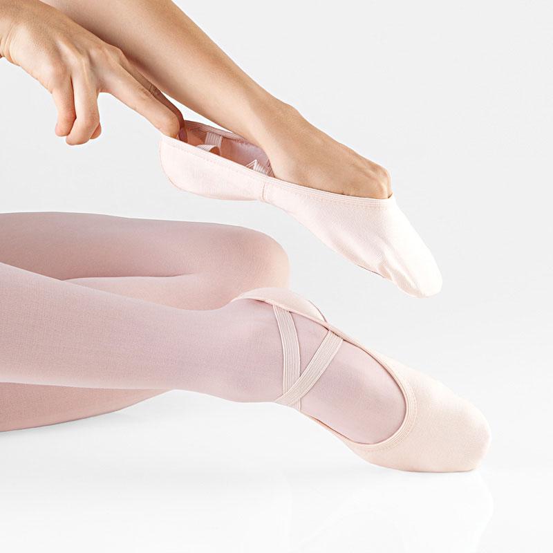Balettskor för damer