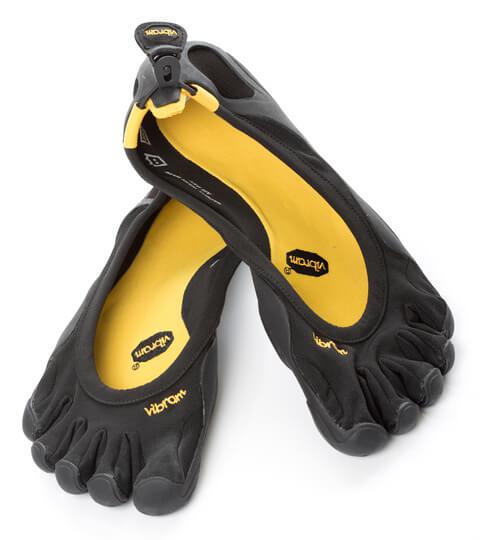 Barfota skor för damer