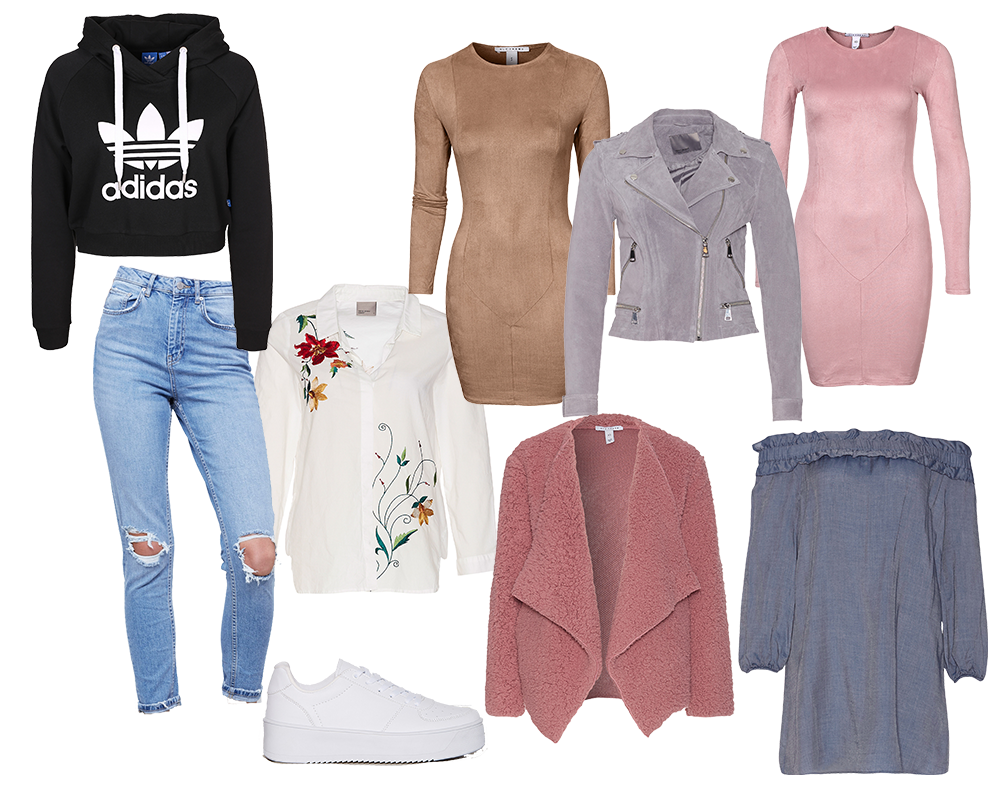 Bästa dagliga outfit i februari