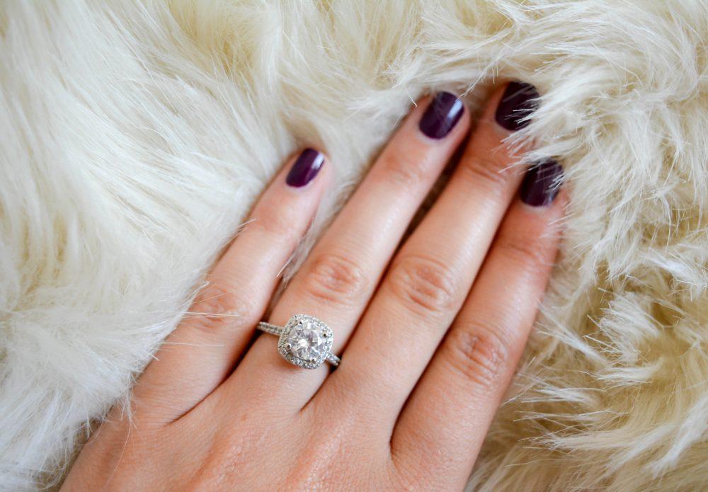 Bästa fantastiska förlovningsring