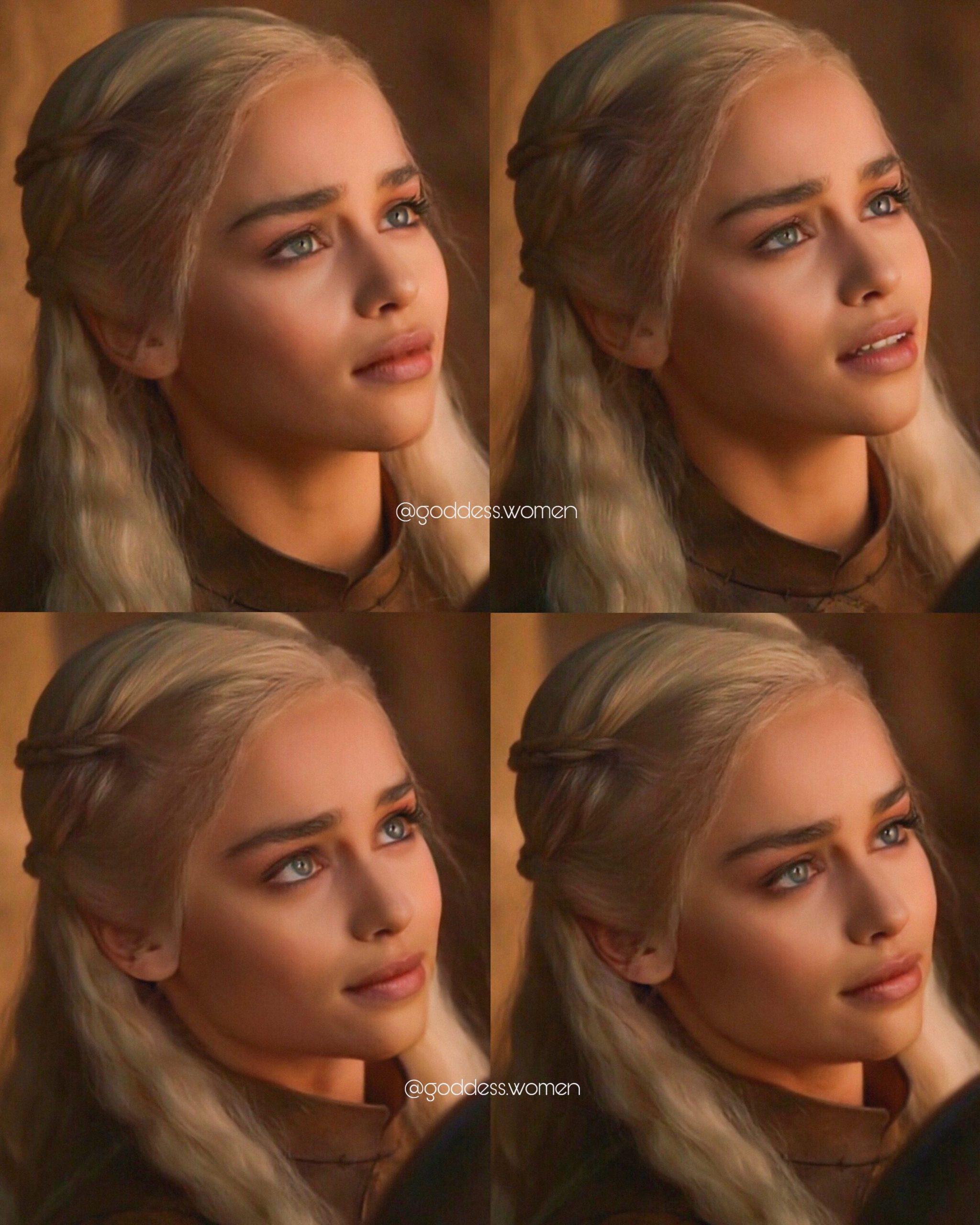Bästa Khaleesi-hår på Game of Thrones