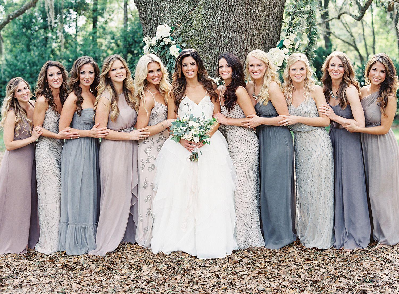 Bästa Revelry brudtärna klänningar