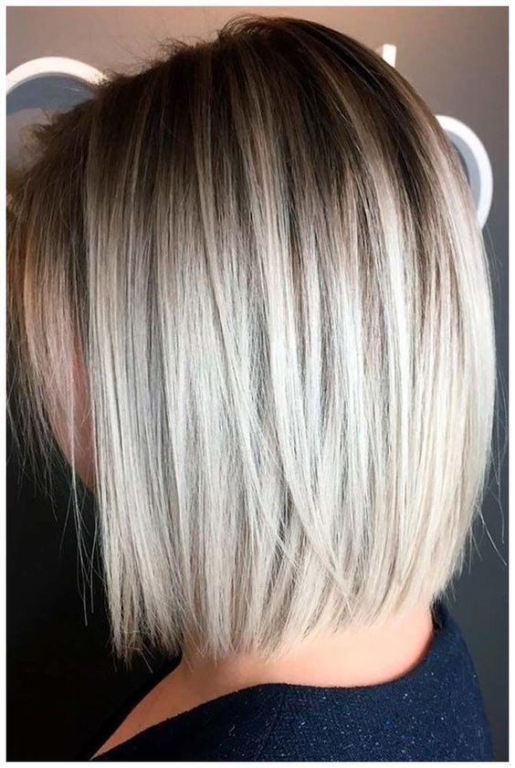 Bästa trender för skiktade hårklippningar