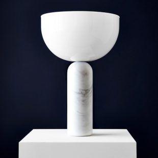 Belysning med skulpturella kurvor
