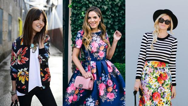 50 klädesplaggsidéer att bära blommor med tryck som aldrig förr