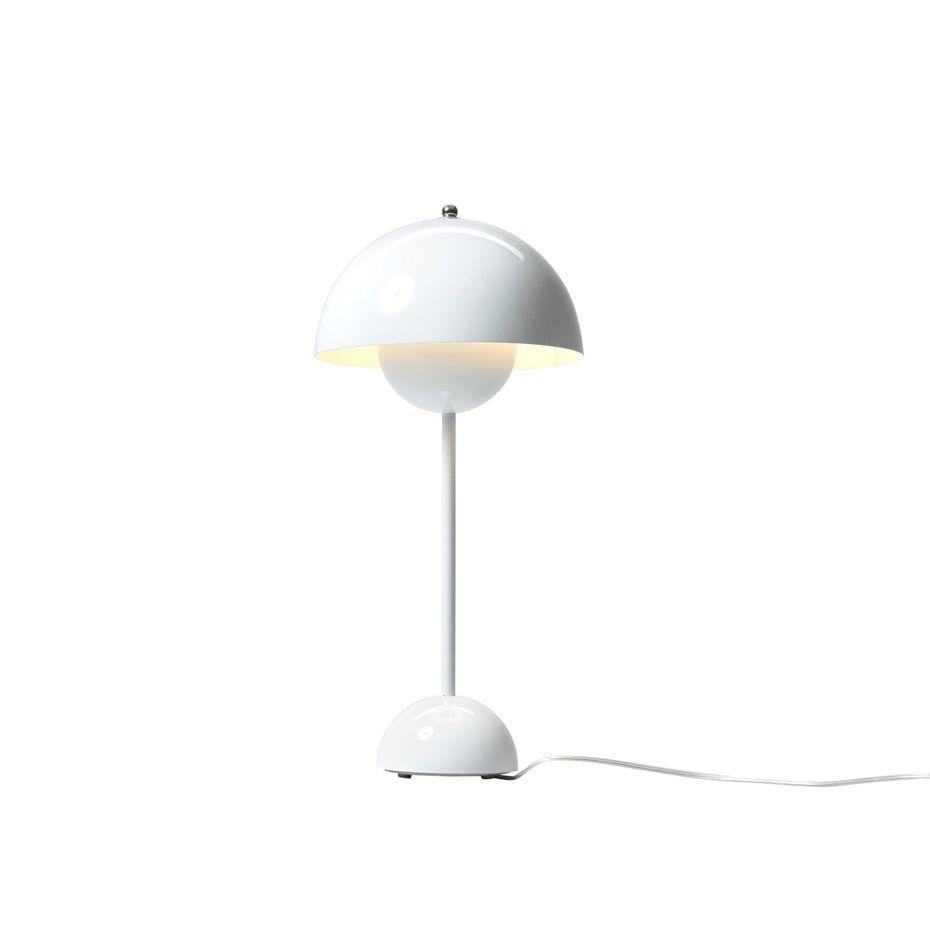 Bordslampa inspirerar rörelser