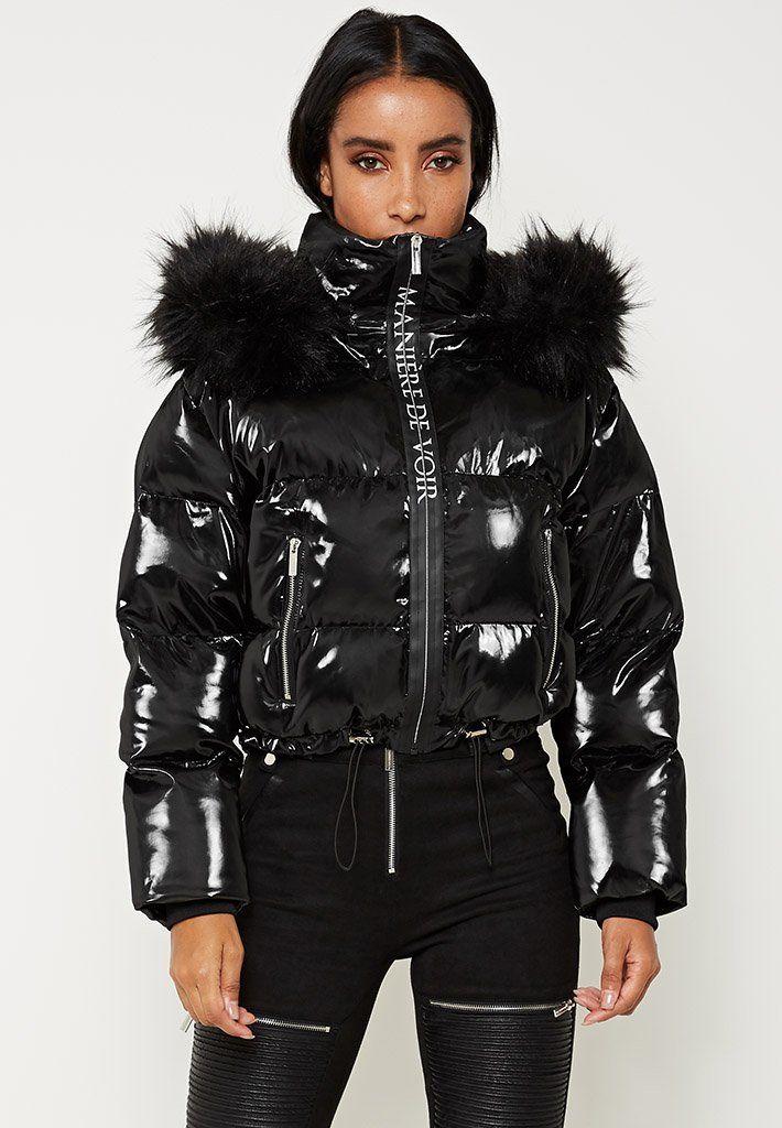 Bubble Jacket Outfit Idéer