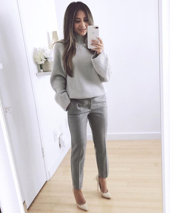 Casual Work Outfits för kontor