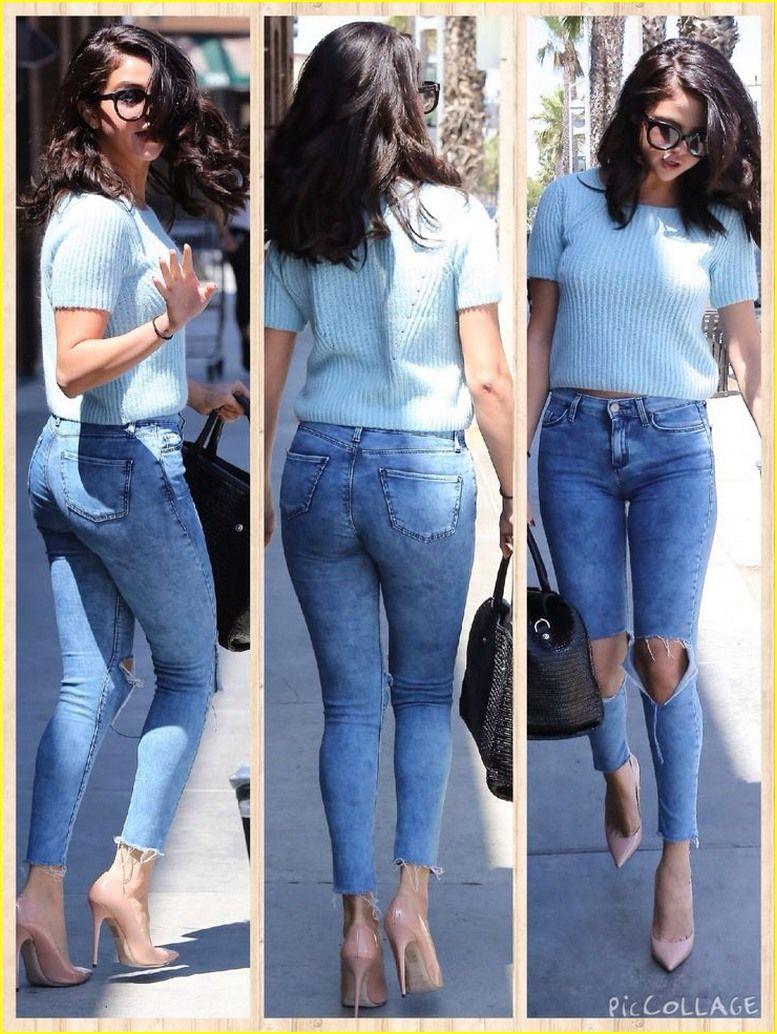 Coolaste Casual Selena Gomez Style