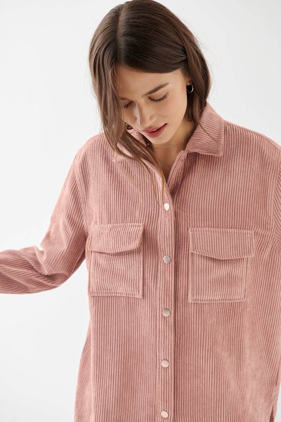 Corduroy skjortor