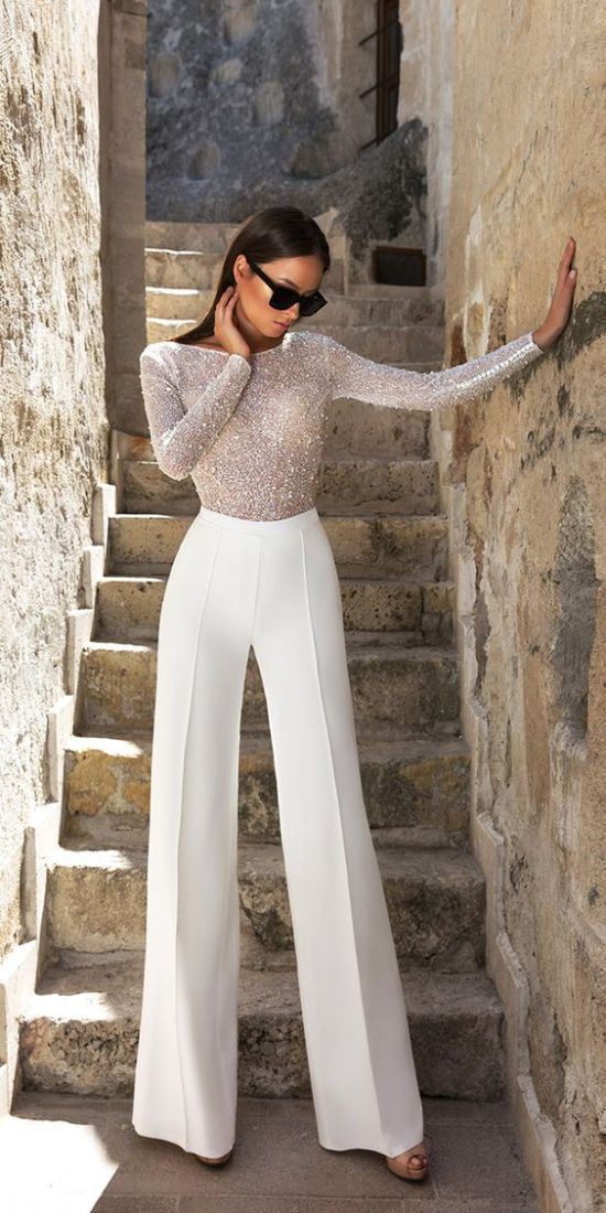 Dressy Top Outfit Idéer