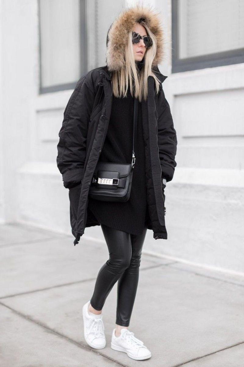 Enkel avslappnad och minimalistisk kläder för tjejer