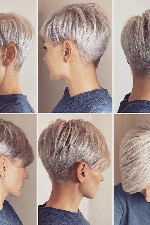 Exotiska röda pixie hår klippa idéer