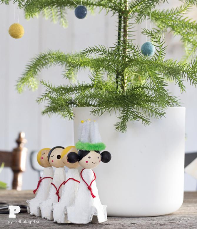 Fantastiska och kreativa julkalendrar